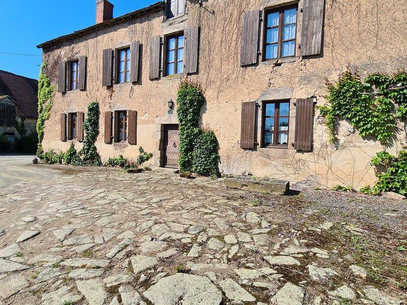 Ferme de Bois Bertrand, holiday rental in Saint-Plantaire