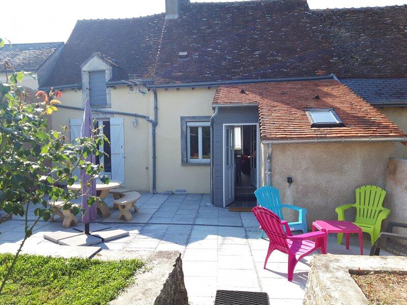 Le Pitolat, casa vacanza a Saint-Marcel