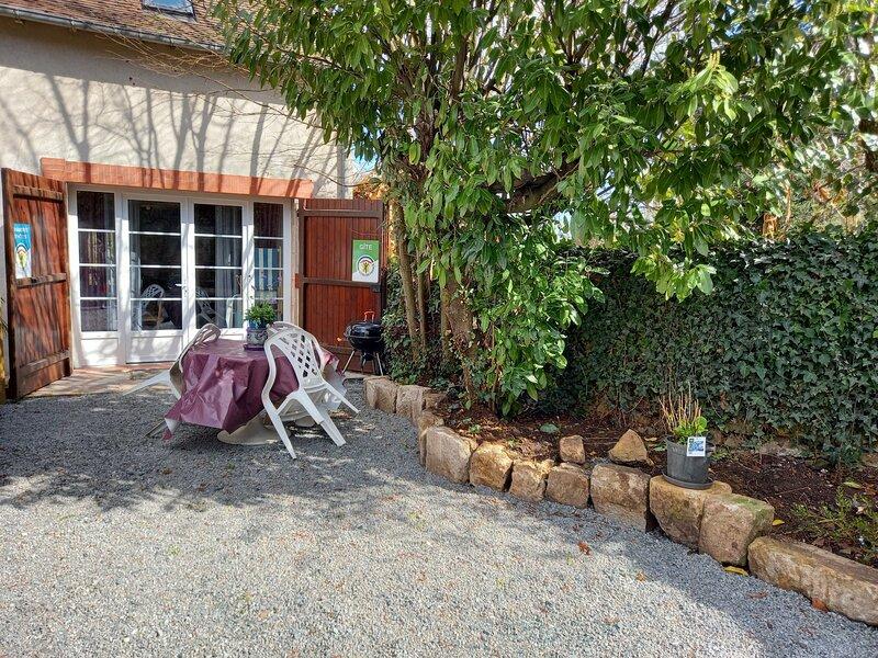 La Violette en Berry, holiday rental in Saint-Plantaire