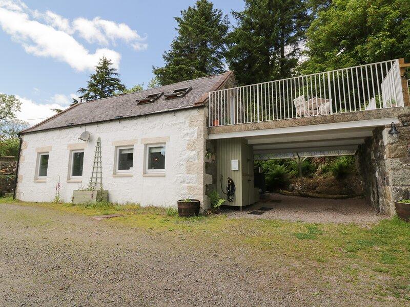 The Barn, Rockcliffe, casa vacanza a Colvend