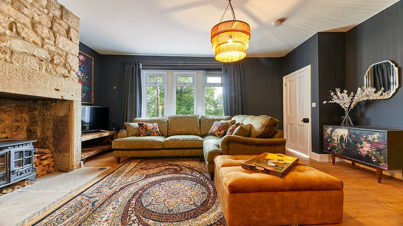 Percy Cottage, holiday rental in Bellingham