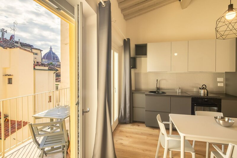Alfani Terrace, holiday rental in San Martino alla Palma