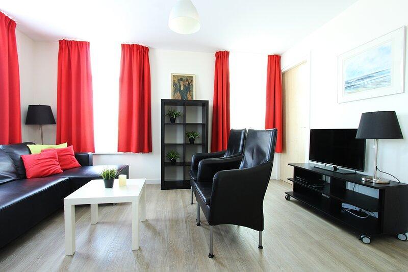 Remarkable 2 person Apartment near the ocean, casa vacanza a Egmond-Binnen