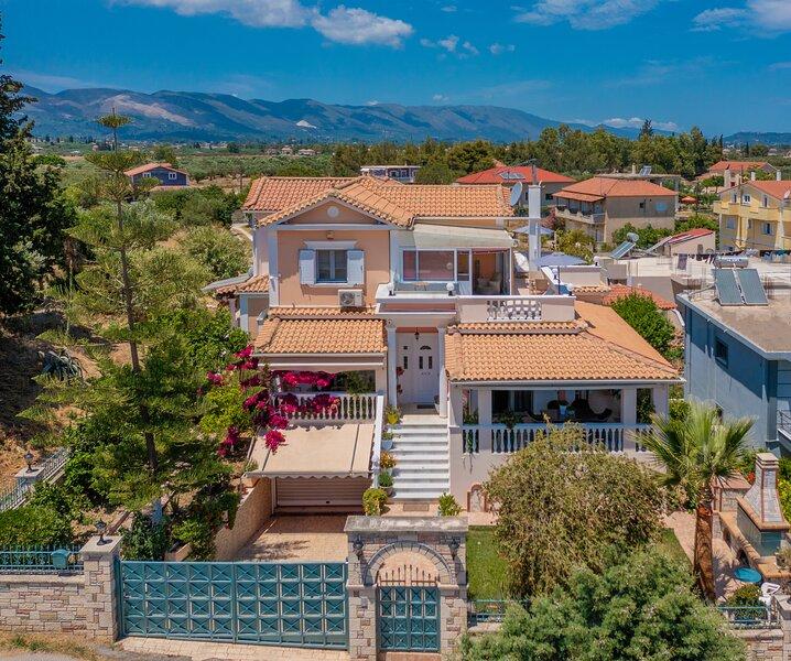 Matina's House!!, holiday rental in Mouzaki