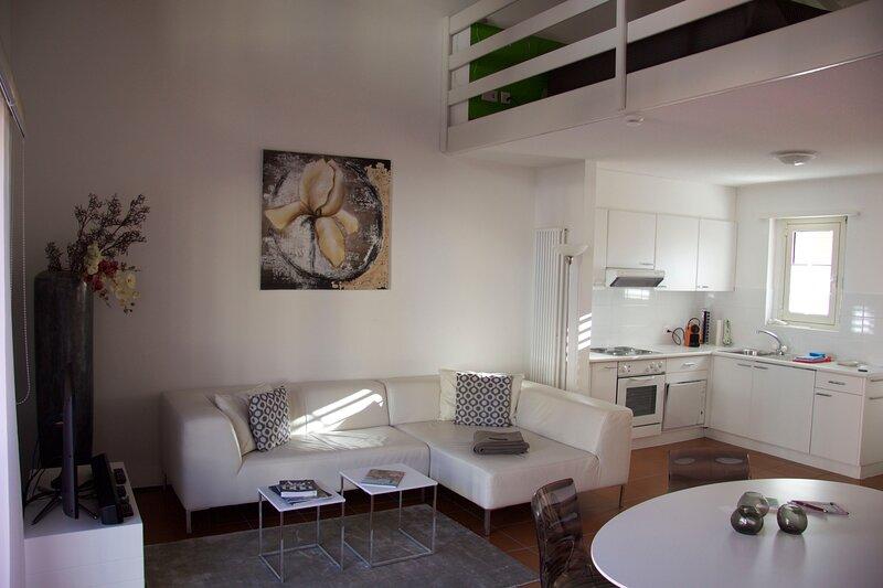 AsconaDolceVita Maisonette Appartement im Zentrum, holiday rental in Losone