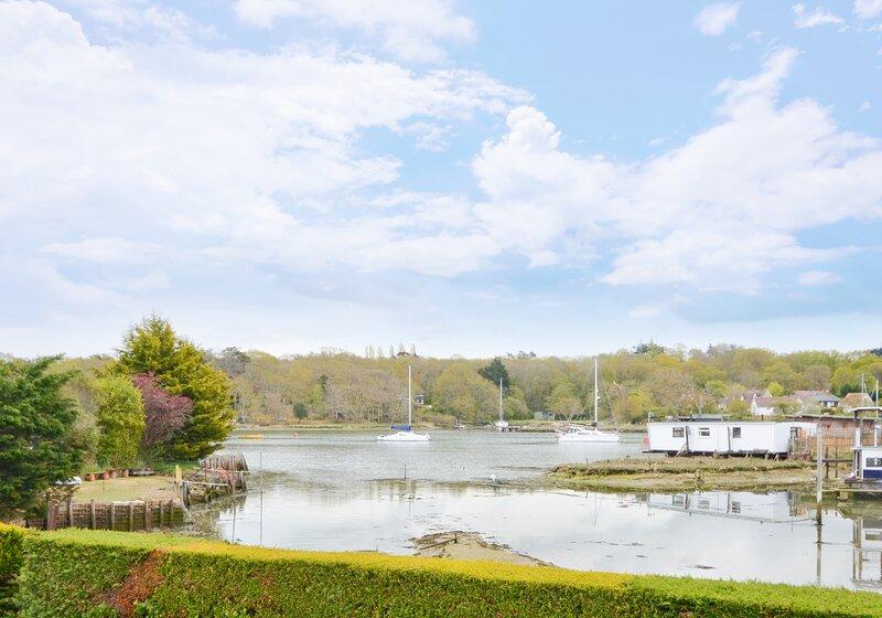 Whippingham, Creek Gardens, casa vacanza a Fishbourne