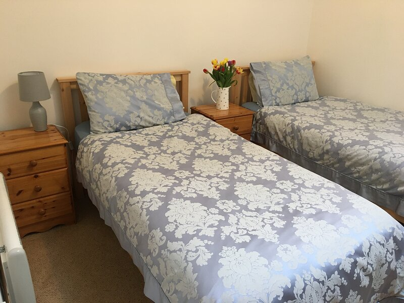 Twin Room / Second bedroom