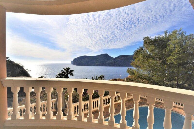 VILLA CAMP DE MAR SEA VIEW, holiday rental in Santa Ponsa