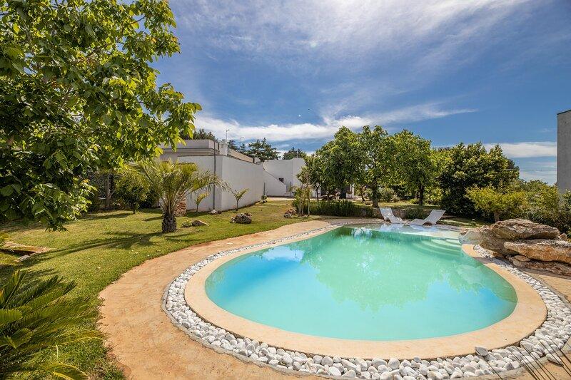 Villa Natura - Ostuni, casa vacanza a Sorbola