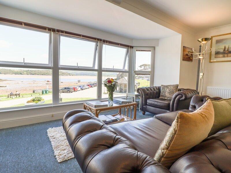 Sea View apartment, Borth-Y-Gest, aluguéis de temporada em Borth-y-Gest