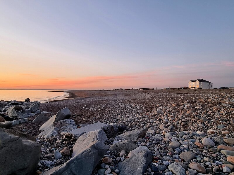 Sea View, Dinas Dinlle, vacation rental in Groeslon