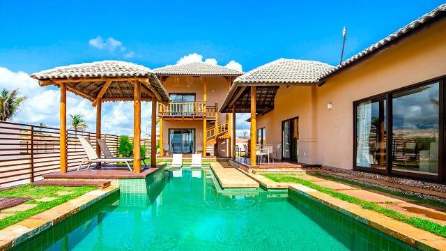 Stunning Views in Trairi - CEA017, holiday rental in Flecheiras