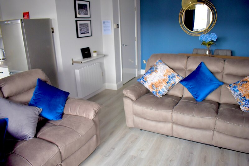 Fantastic apartment close to Ballycastle seafront and town centre, holiday rental in Ballycastle