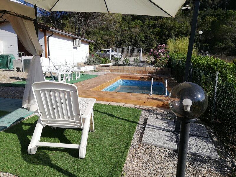 Villa Lupetta, casa vacanza a Lacona