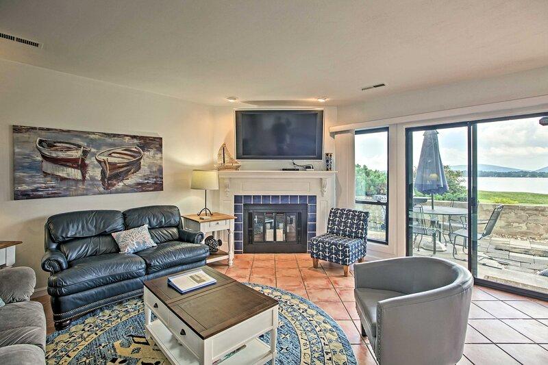 Moneta Vacation Rental | 2BR | 2BA | 1,000 Sq Ft | First-Floor Condo