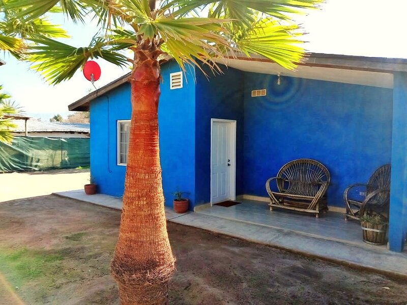 Casa Donaji, 2 rooms full house with wifi., holiday rental in Valle de Guadalupe