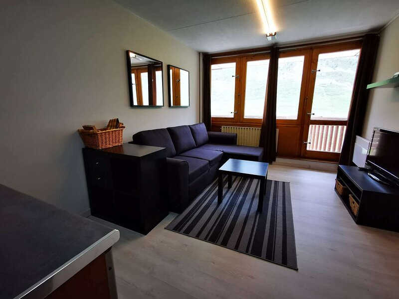Studio cabine 4 personnes, Résidence Mongie Tourmalet, holiday rental in La Mongie