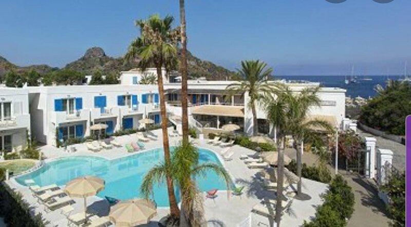 Appartamento all'interno del Resort 'Le Sable Noir & Spa, location de vacances à Isola Vulcano