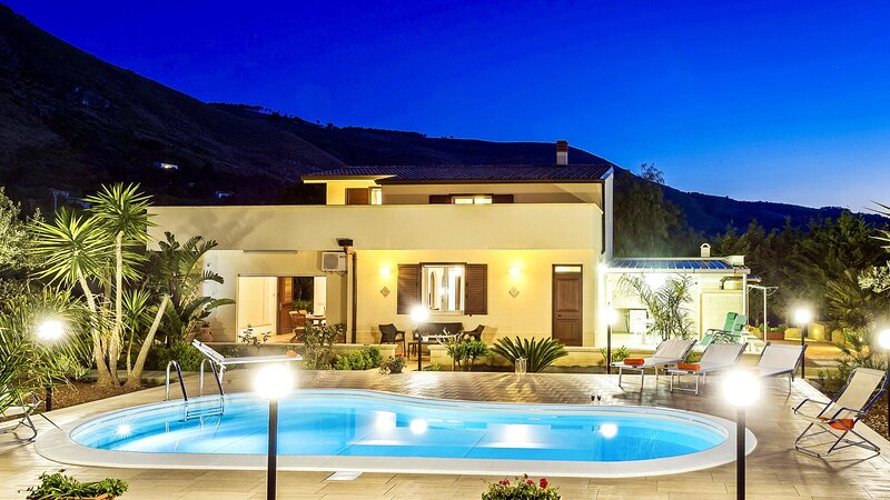 Villa Beatrice, location de vacances à Case Di Girolamo