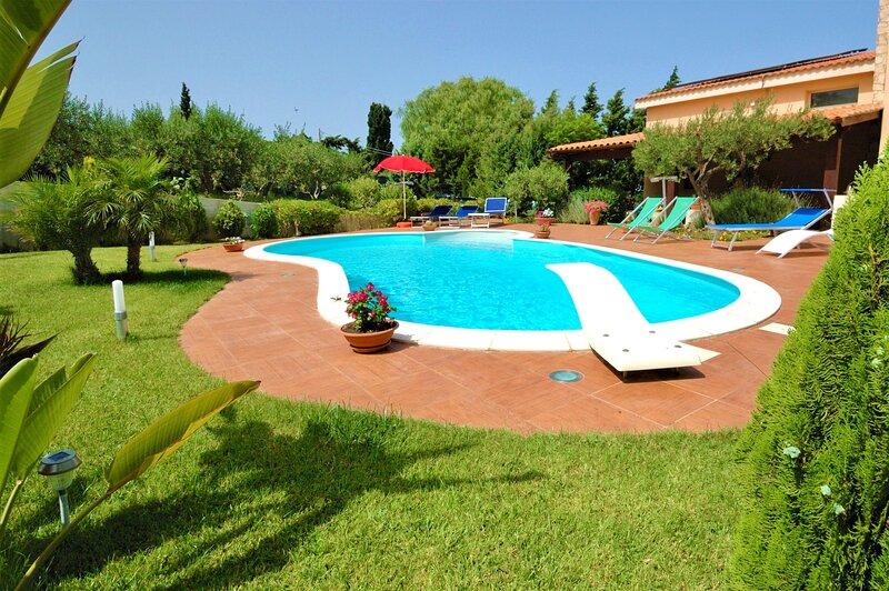 Villa Sophia - Buseto Palizzolo, location de vacances à Fulgatore