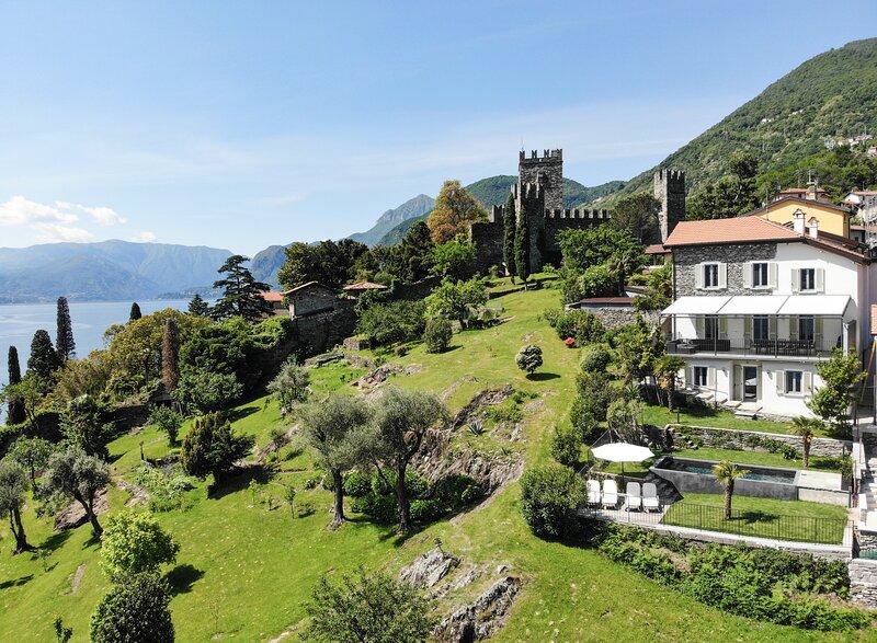 Villa al Castello, casa vacanza a Rezzonico