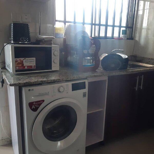 Panama Apartments, holiday rental in Ojodu