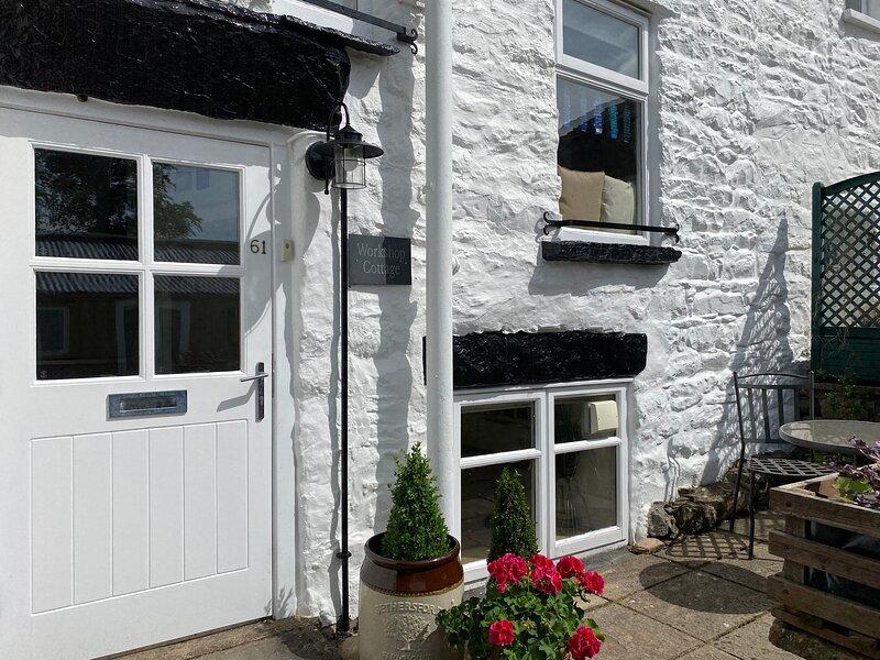 Workshop Cottage, Sedbergh, vacation rental in Middleton