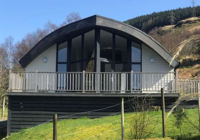 The Lodge, vacation rental in Ardlui