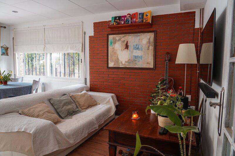 Acogedor apartamento en zona playa, location de vacances à Torrelles de Llobregat