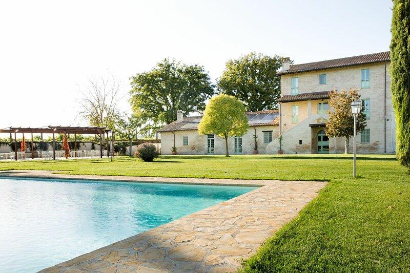 Casale Esperienza Sul Tevere, alquiler de vacaciones en Marsciano