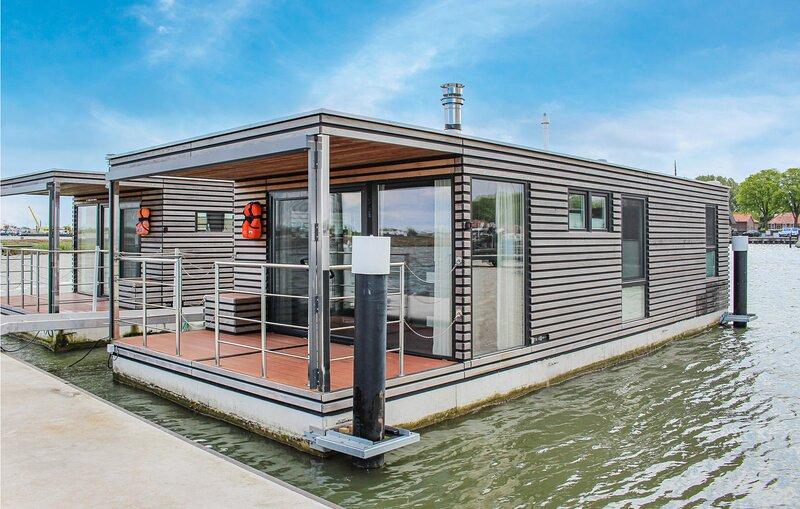Mermaid-Hausboote 2 (HFL013), location de vacances à Province de Flevoland