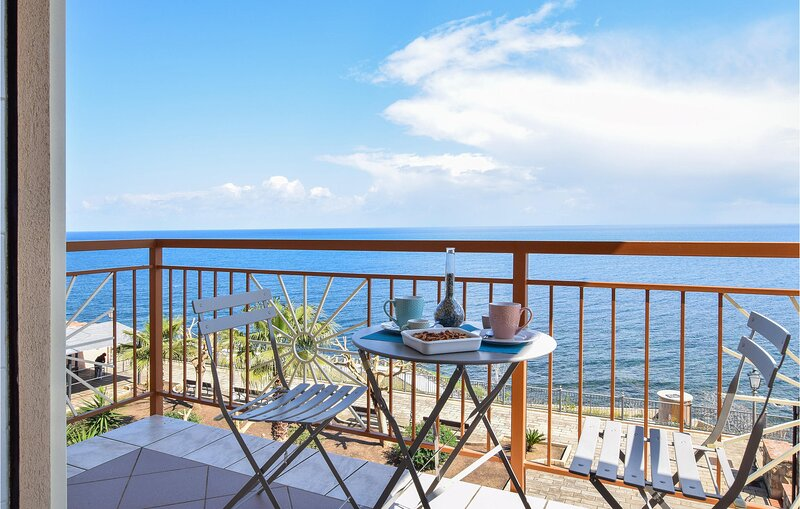 Stunning apartment in Finale di Pollina with WiFi and 2 Bedrooms (ISP247), holiday rental in Finale
