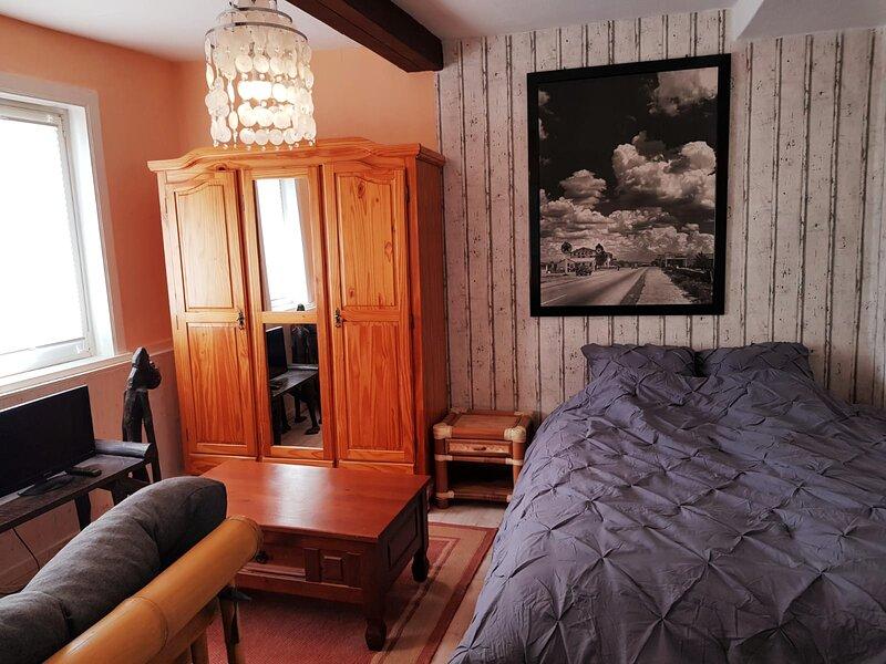 Apartment im Herzen Apoldas, alquiler vacacional en Naumburg