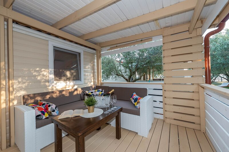 Mobile home Pecten 03, holiday rental in Drage