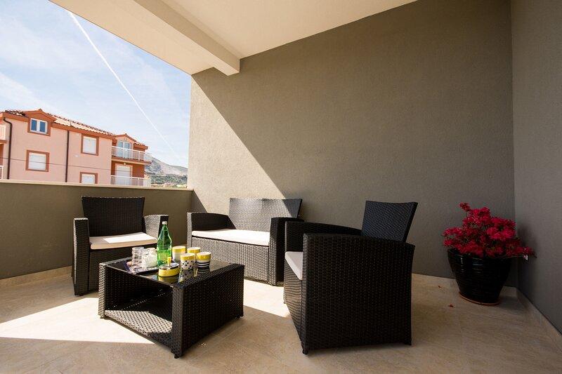 Apartment Initium, location de vacances à Gornji Seget