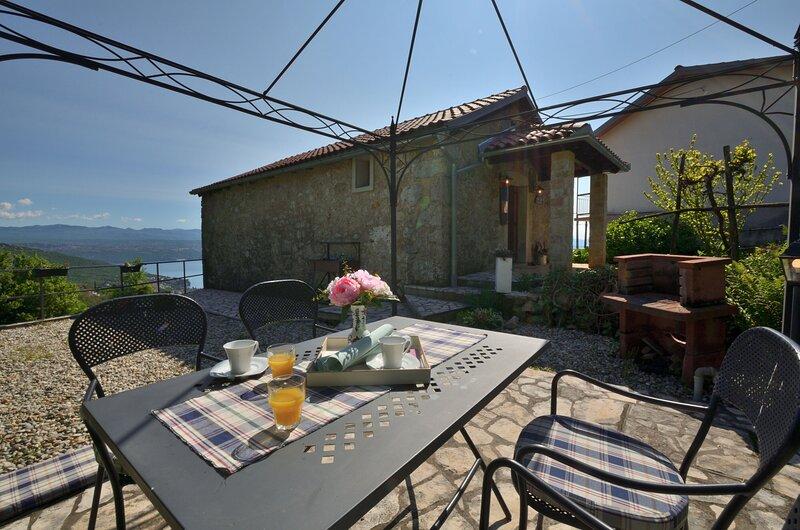 House IVA, holiday rental in Dobrec