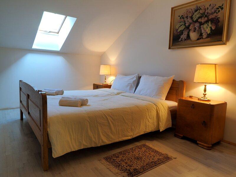 Apartments and Rooms Sara Latin, alquiler vacacional en Plaski