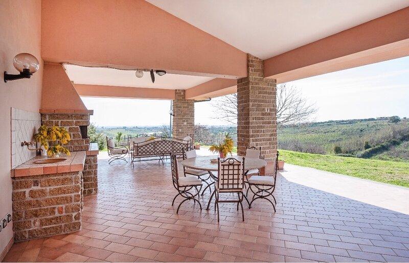 Villa del Sole, holiday rental in Palo Laziale
