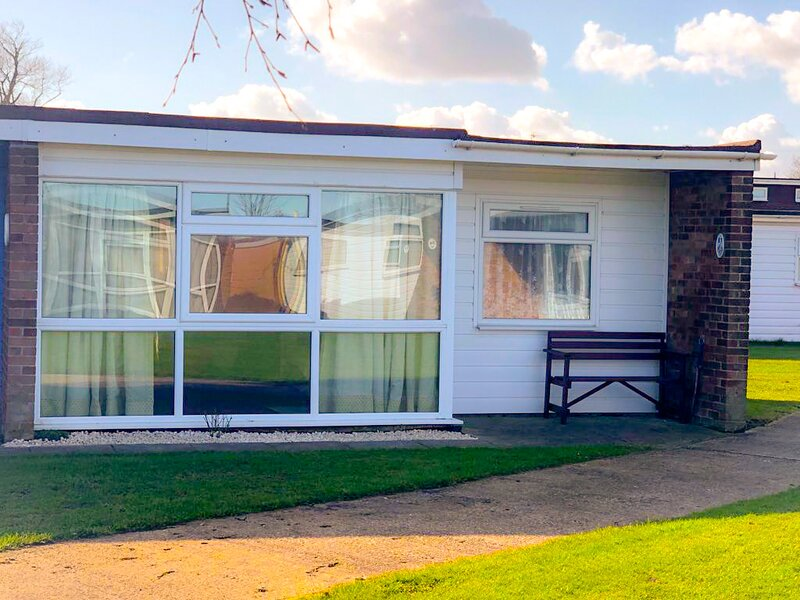 87 Beach Road Chalet Park, Scratby, holiday rental in Ormesby St. Margaret