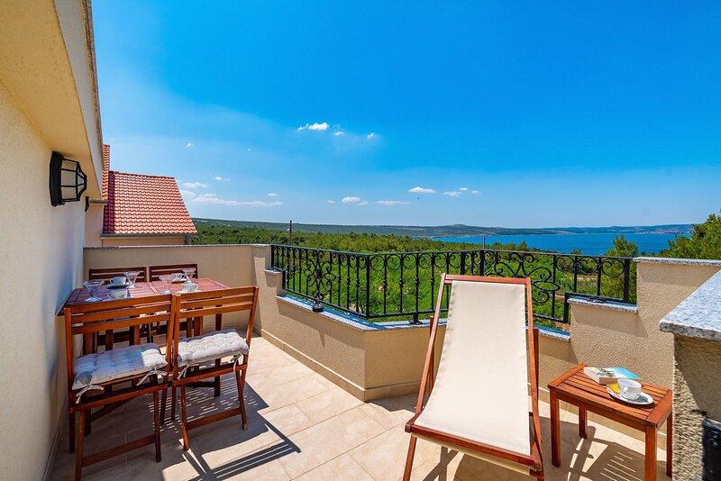 Apartments Lucija, location de vacances à Novigrad