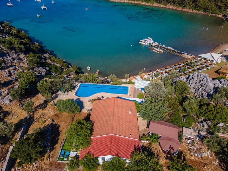 Villa Zen Selimiye / Marmaris Daily Weekly Rentals, holiday rental in Sogut