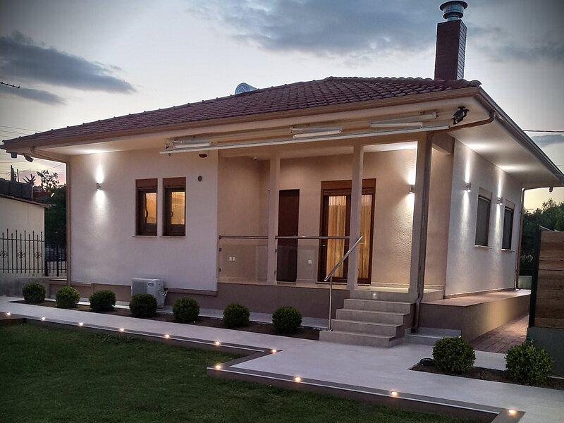 Villa Rêve, holiday rental in Flogita