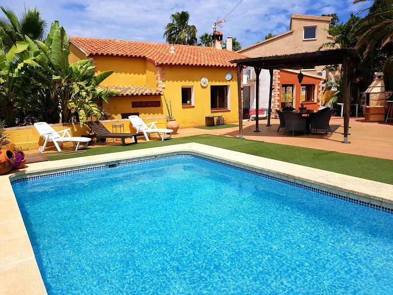 VILLA CARMEN, holiday rental in El Albir