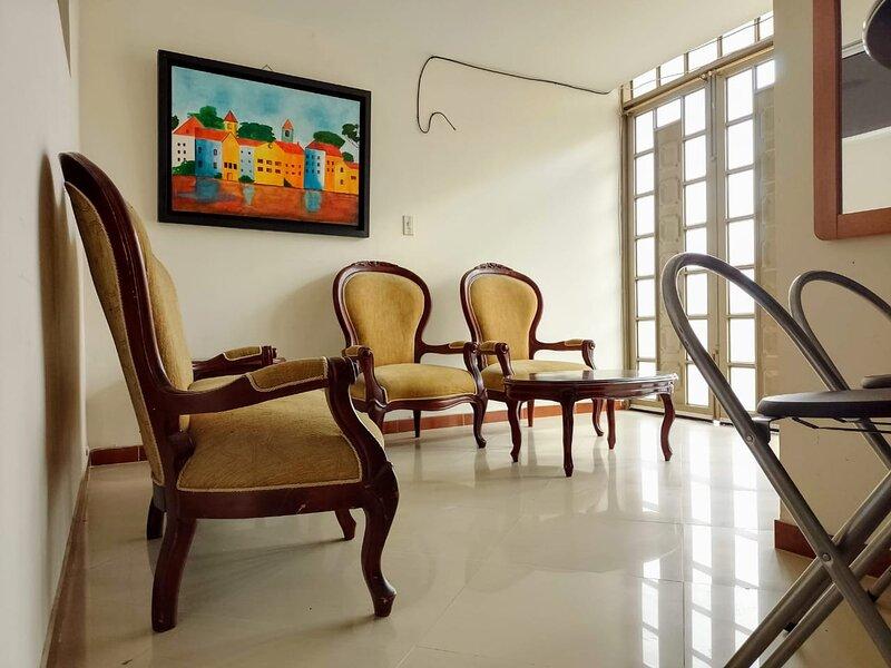 CasaMJ, Apartamento 101, holiday rental in Boyaca