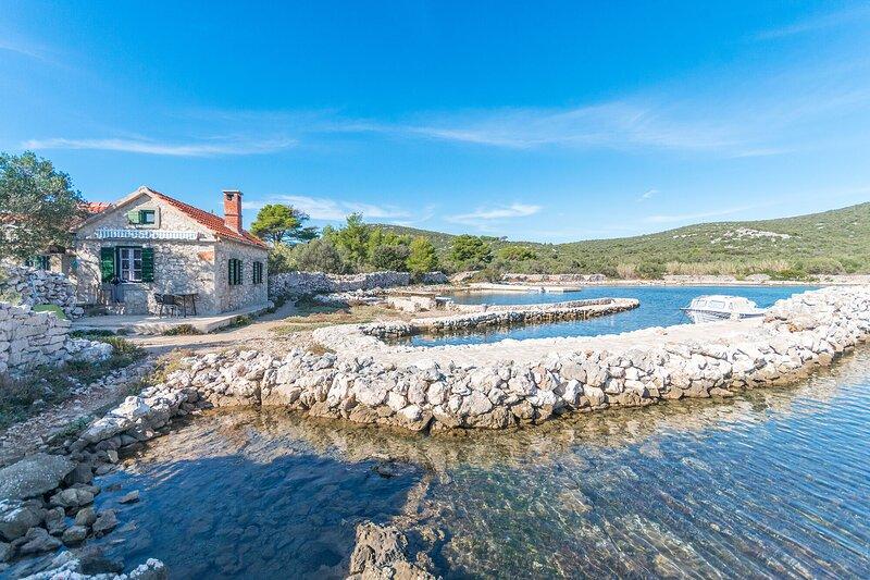 House Silvana, casa vacanza a Kornat Island