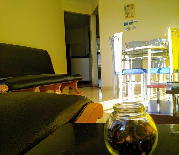 CasaMJ, Apartamento 202, holiday rental in Boyaca