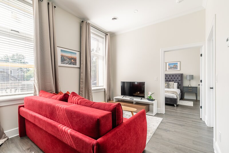 Simply Comfort. Heritage Rideau 1Br Apartment. Free Parking, holiday rental in North Grenville