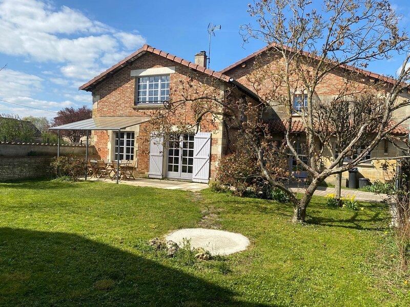 Gîte du Chaurupt, holiday rental in Arrigny