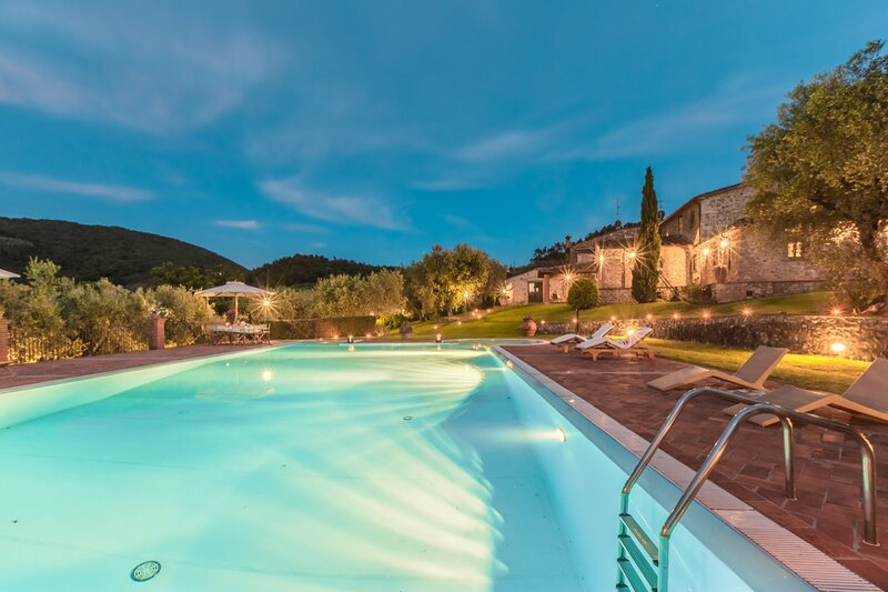 Villa Toscana - Relax in the middle of Tuscany, alquiler vacacional en Grotta Giusti