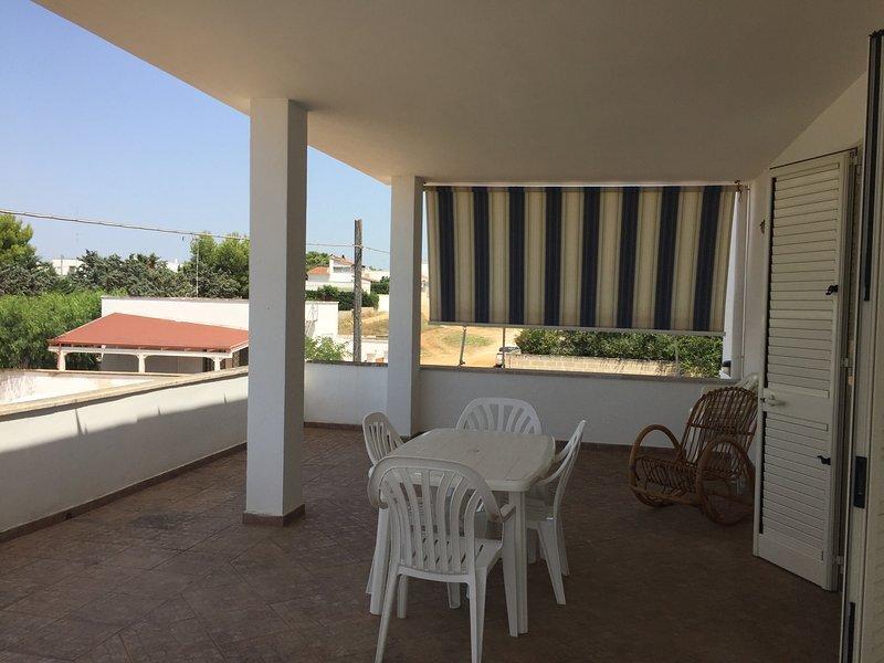 Villa a due passi dal mare, holiday rental in La Strea